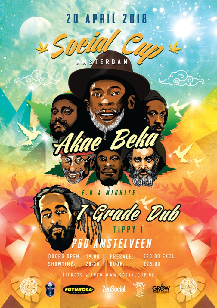 420 Social Cup Amsterdam