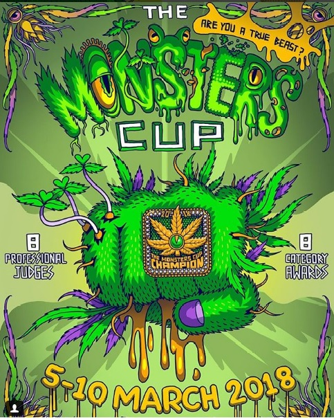 The Monsters Cup